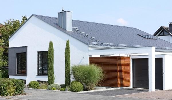 Glatter dachziegel  Dachdecker - Jansen - Langenfeld - Dachdeckermeister - Steildach
